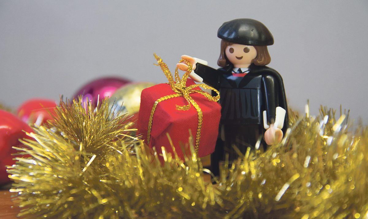 Martti Luther – syytän sinua jouluhössötyksestä