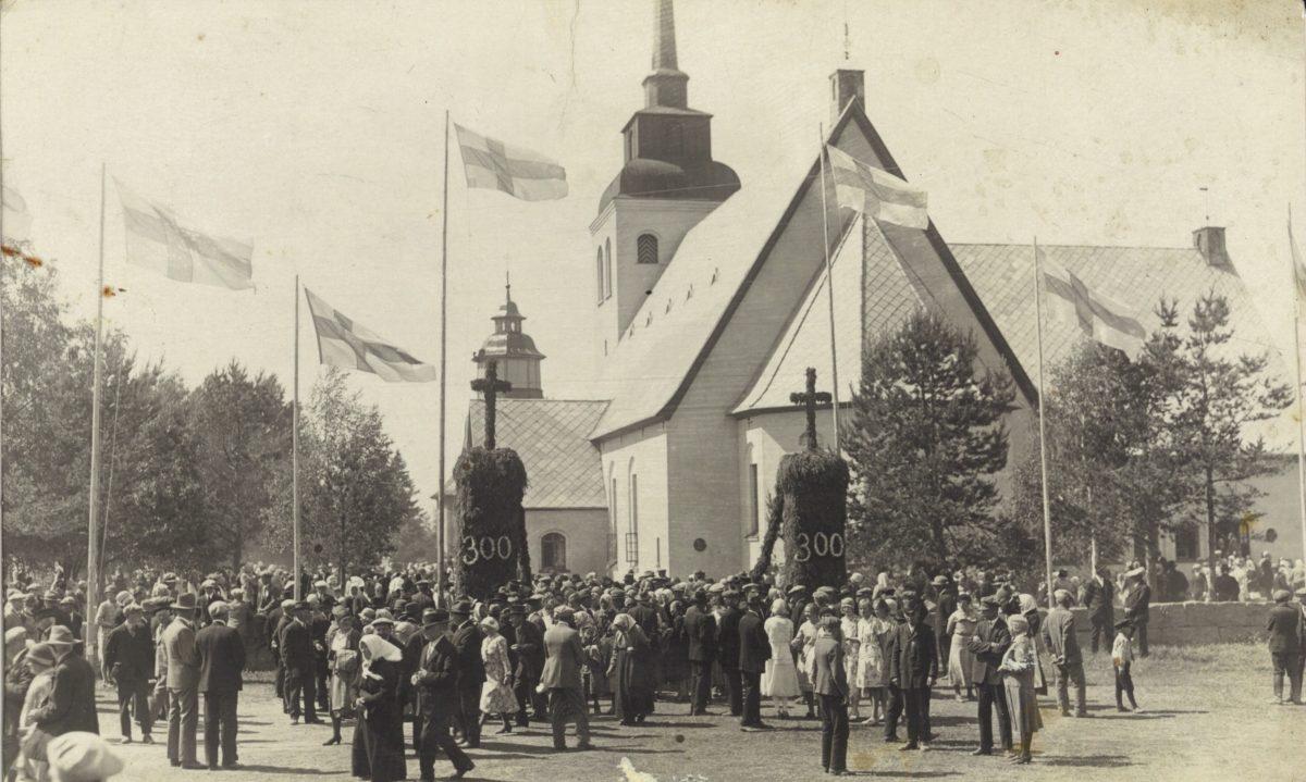 Valkealan kirkko täyttää 90 vuotta