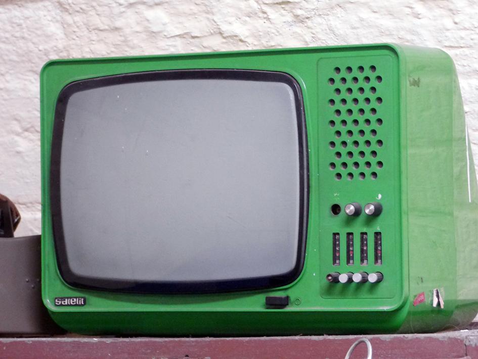 Pimeääkin pimeämpi televisio