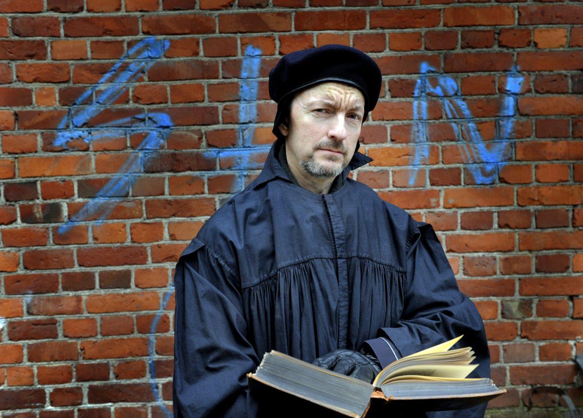 Luther ja juhlavuodet