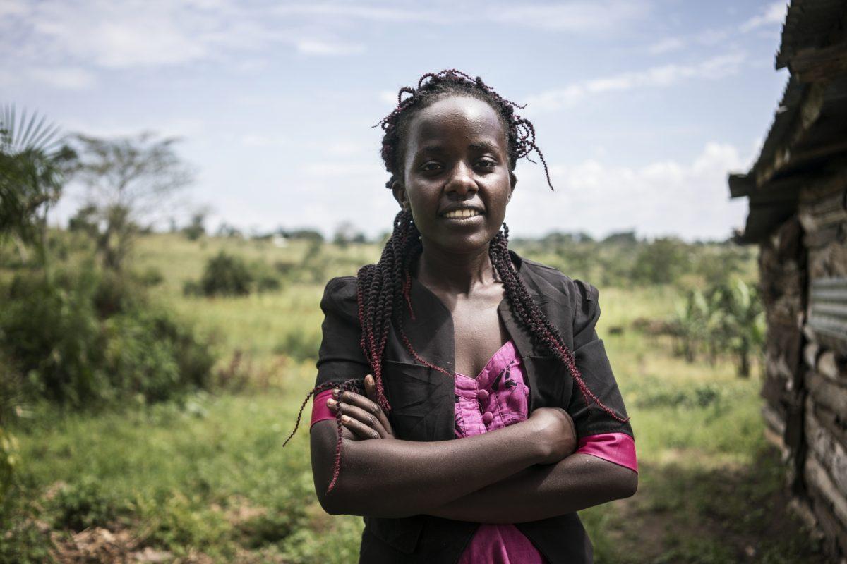Ammattikoulutuksella parempaan elämään Ugandassa
