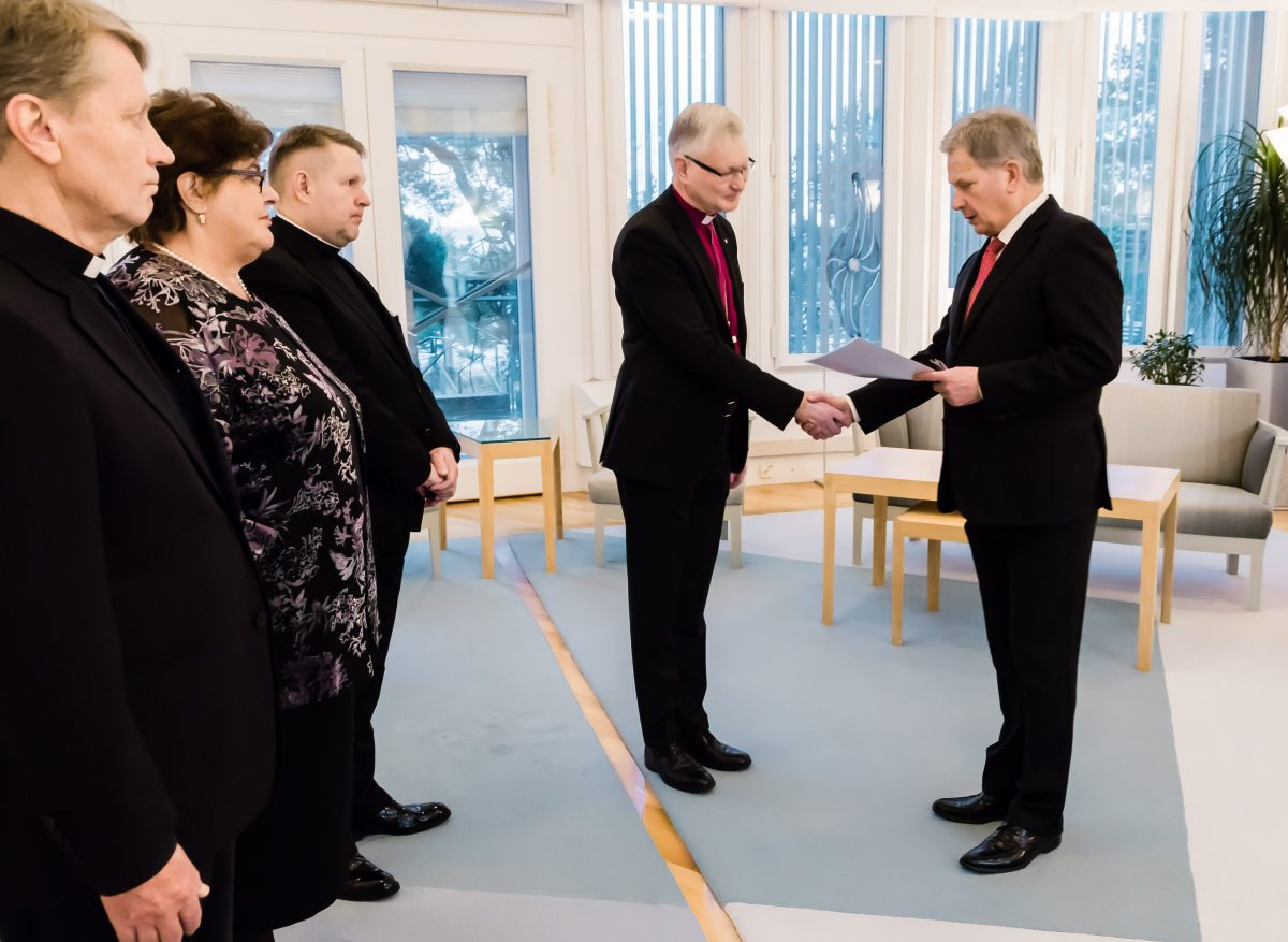 Yhteisvastuun hyväksi kerättiin 48 527 euroa Kouvolan rovastikunnassa