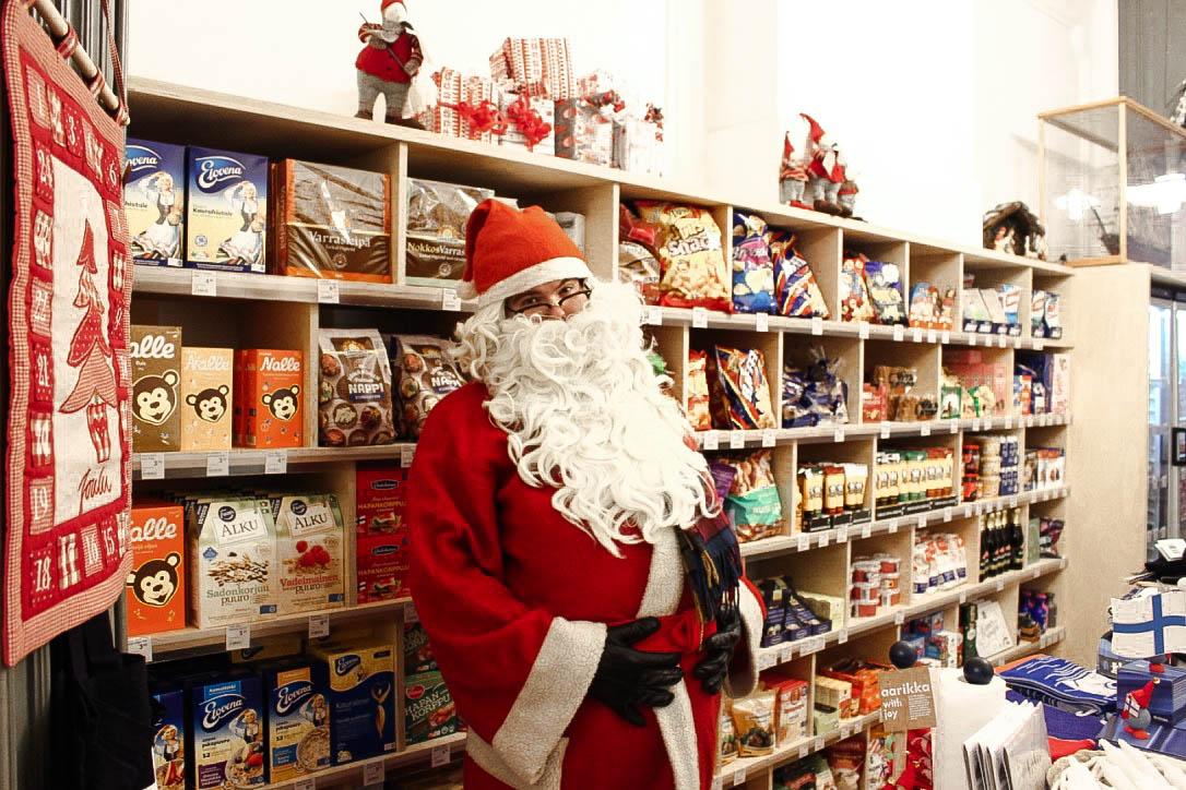 Sopivasti suomalainen joulu Brysselissä