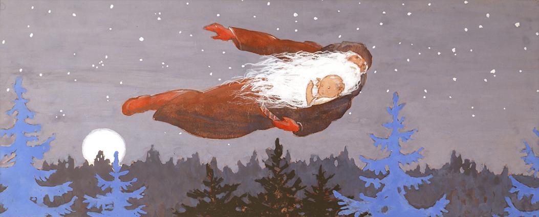 Joulun lapsi Rudolf Koivu