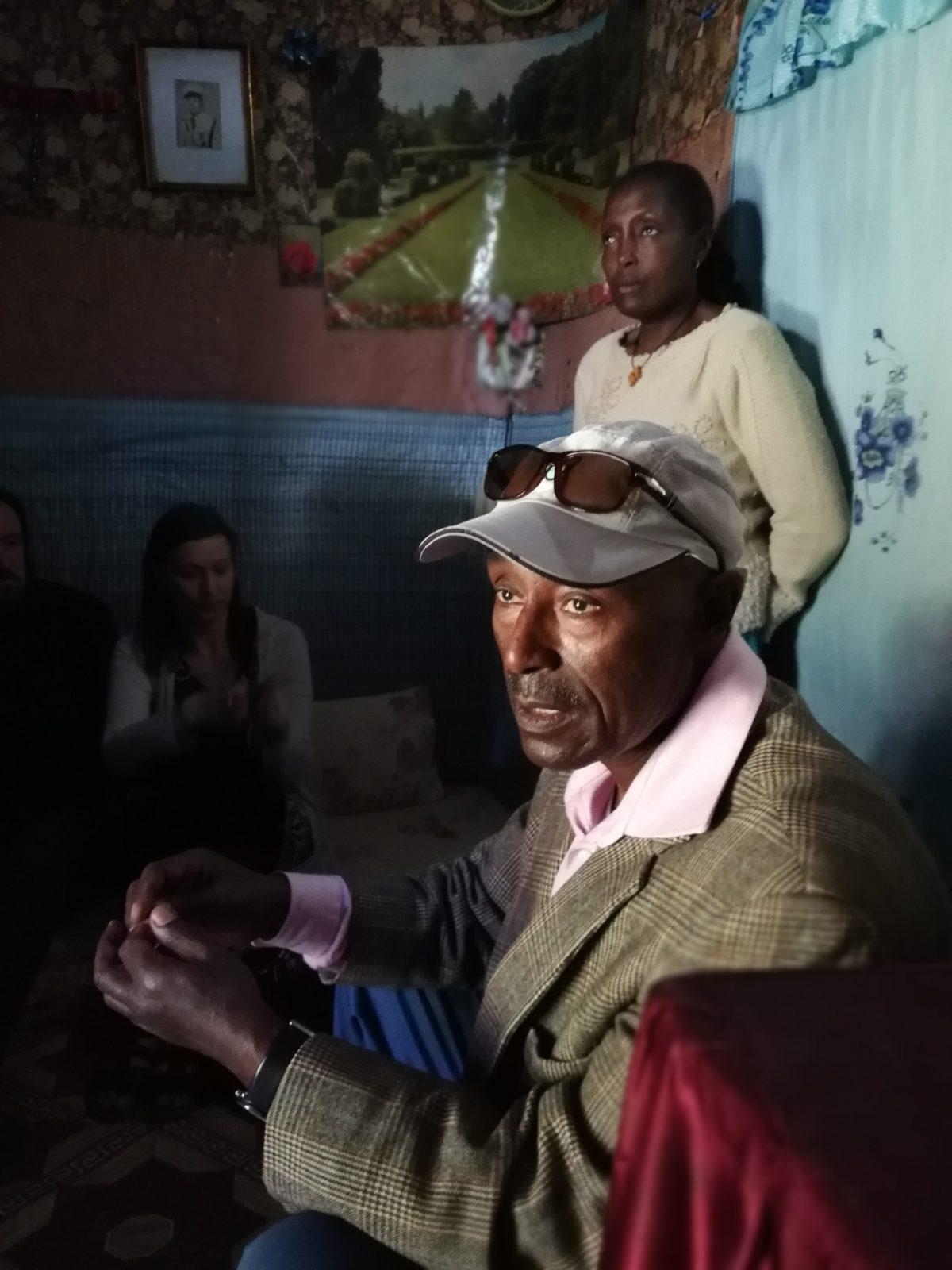 Etiopian tuomisia 3: Jakamisen voima