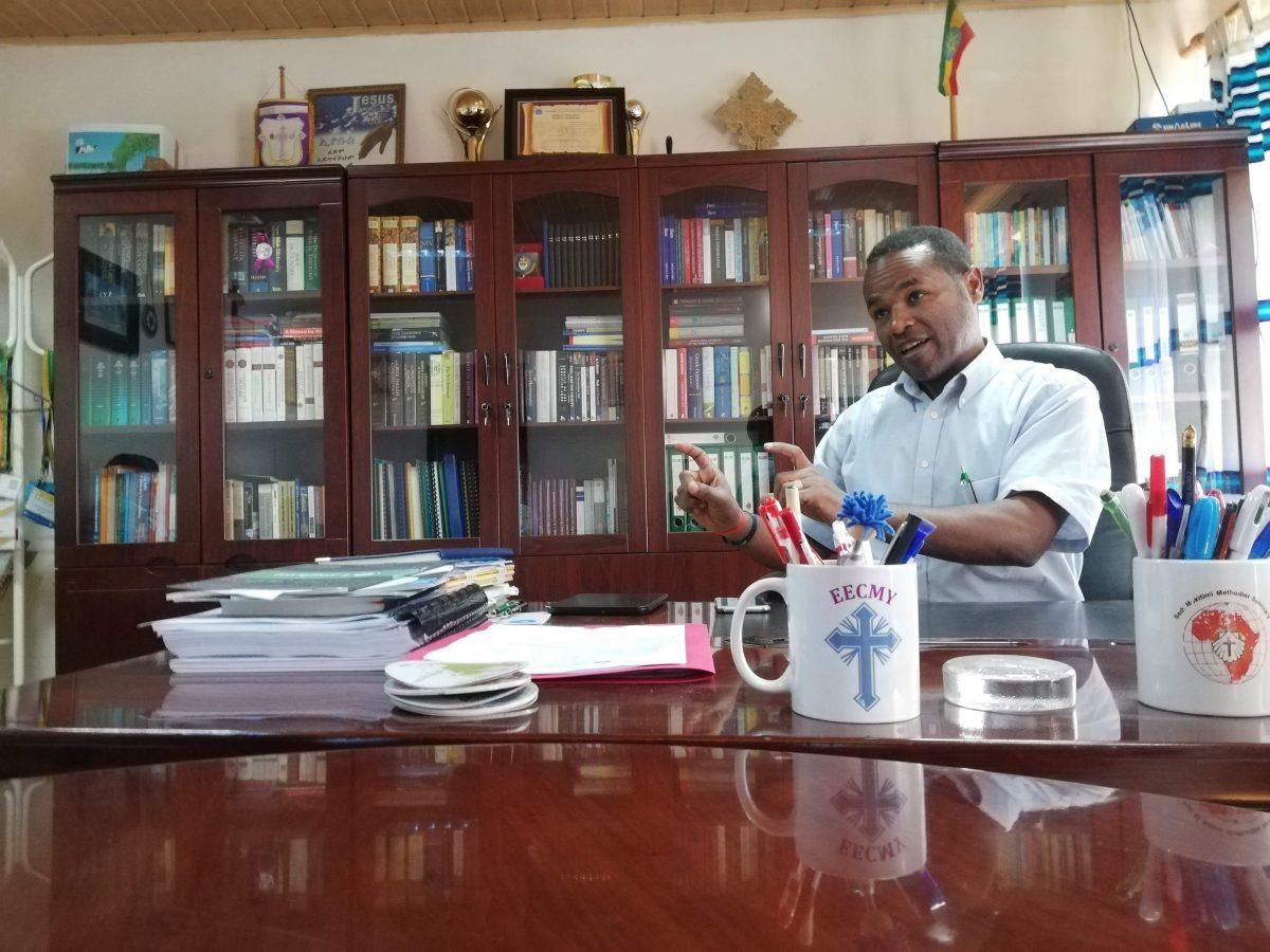 Etiopian tuomisia I: Kasvukipuja