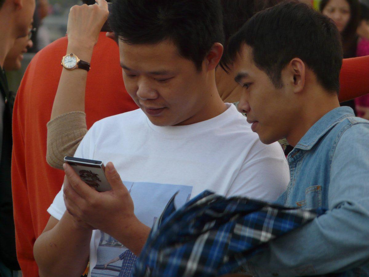 Kiinankielinen maailma ja median mahdollisuudet