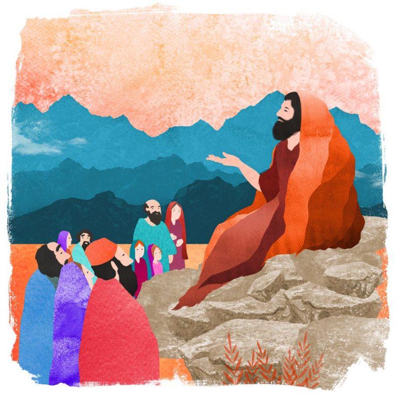 Kaikkien aikojen puhe vuorella