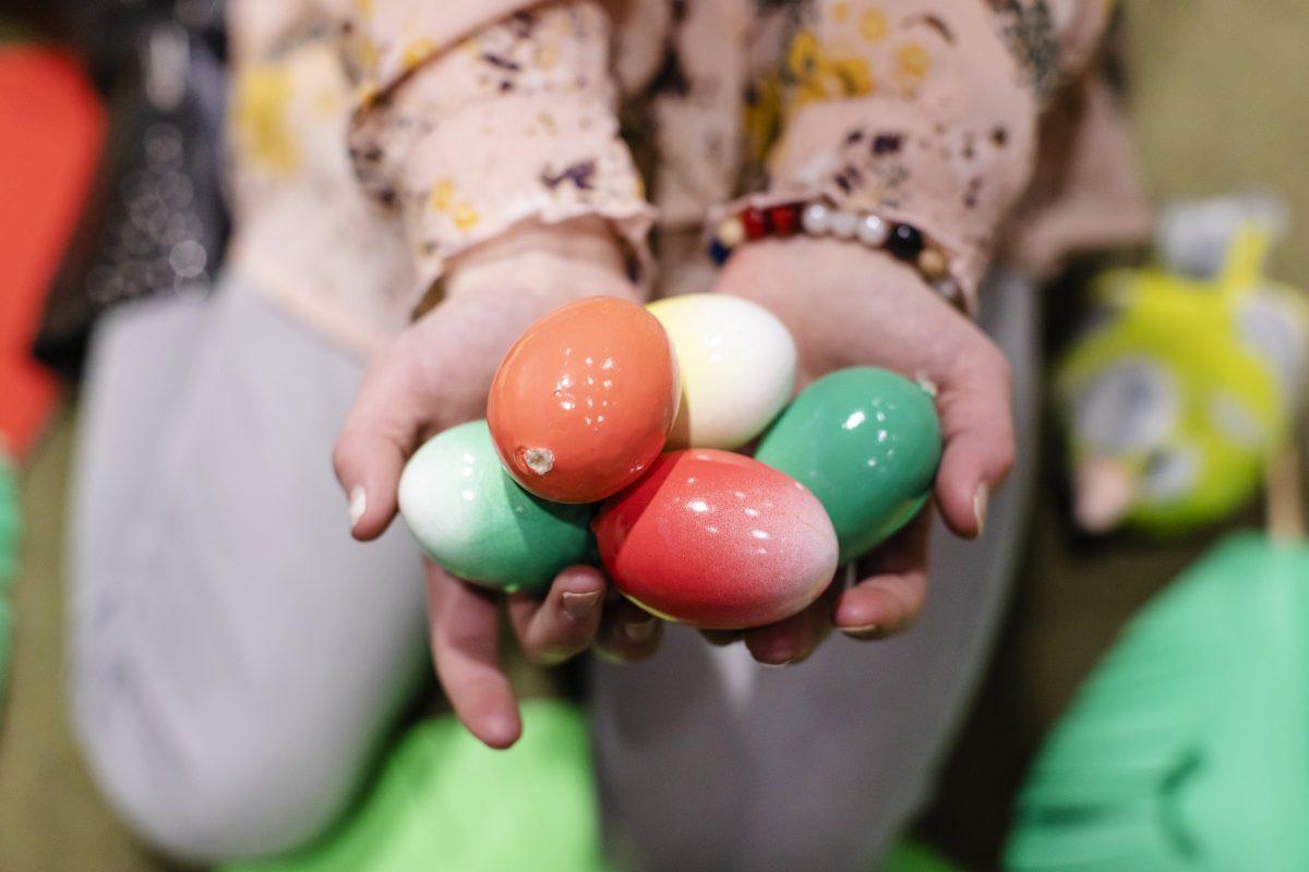Ideoita pääsiäisen viettoon taaperoiden kanssa