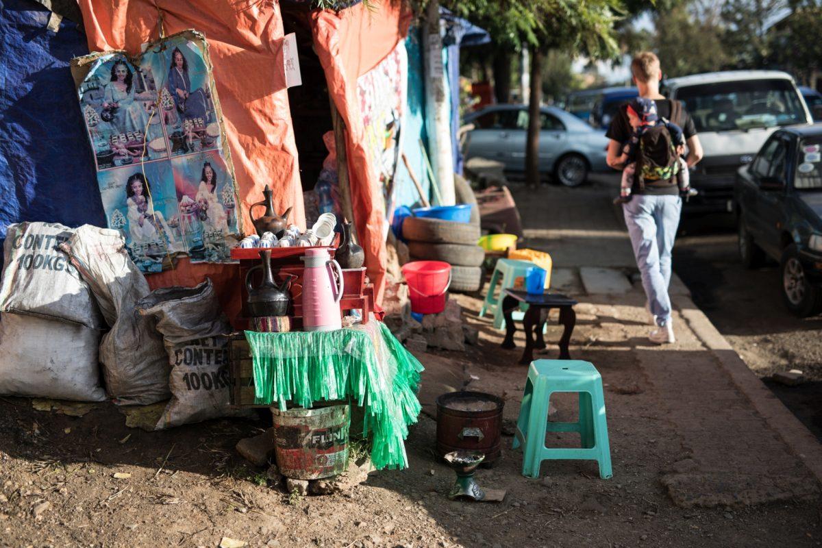 Kuvituskuva Etiopiasta