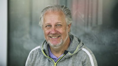 Kuvassa Arto Antturi, Medialähetys Sanansaattajien toiminnanjohtaja