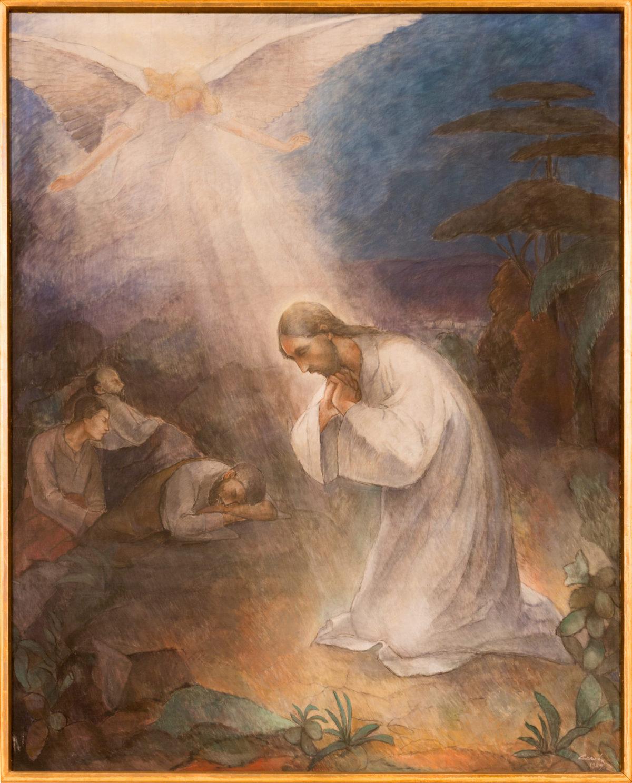Pääsiäisen rukouspolku kotona