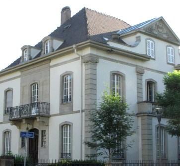 Strasbourgin ekumeeninen instituutti