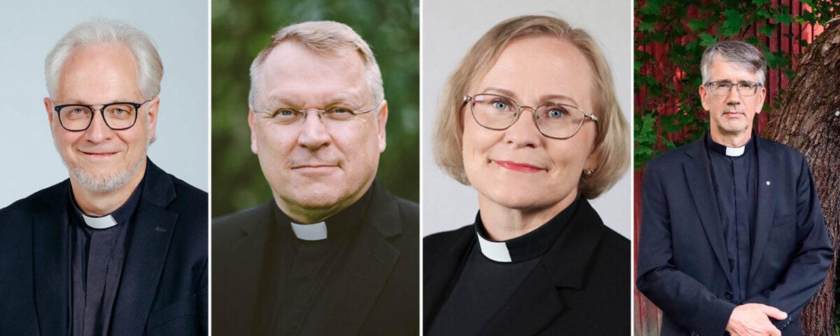 Lapuan hiippakunnan piispanvaaliehdokkaat